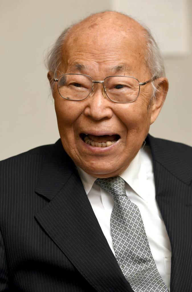 【100歳時代プロジェクト】元文相・有馬朗人氏に聞く健康の秘訣「120まで生きねば」